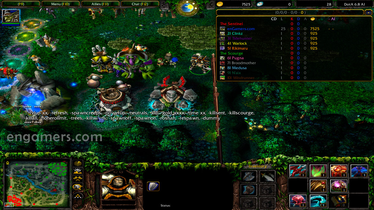 DotA 688 Ai Download Latest DotA Ai Map And Play