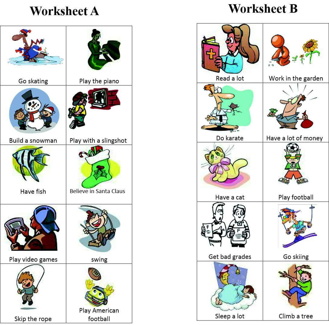 Was And Were Worksheet Esl