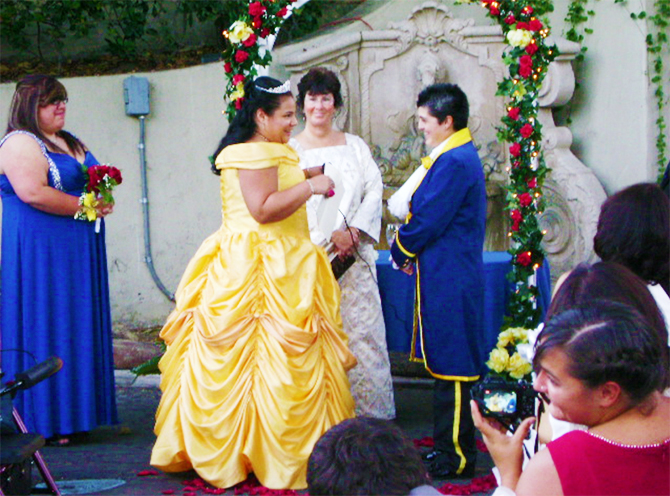 Long Beach California Lgbt Wedding Ceremonies