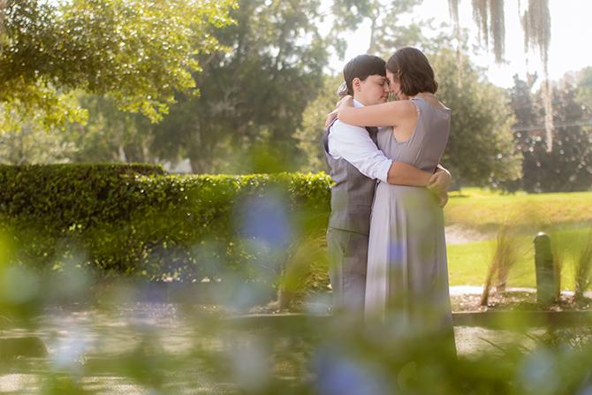 Orlando Fl Lgbt Wedding Photographer