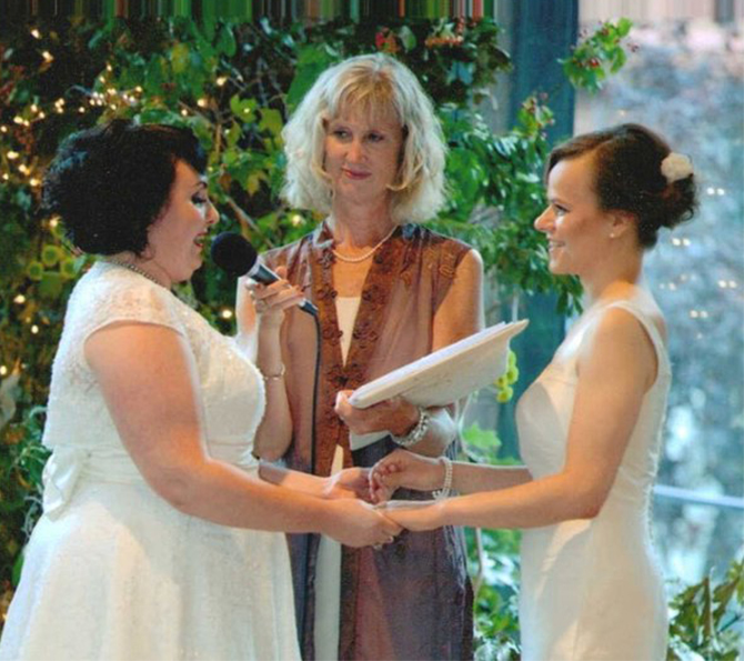 Ordained Wedding Ceremony