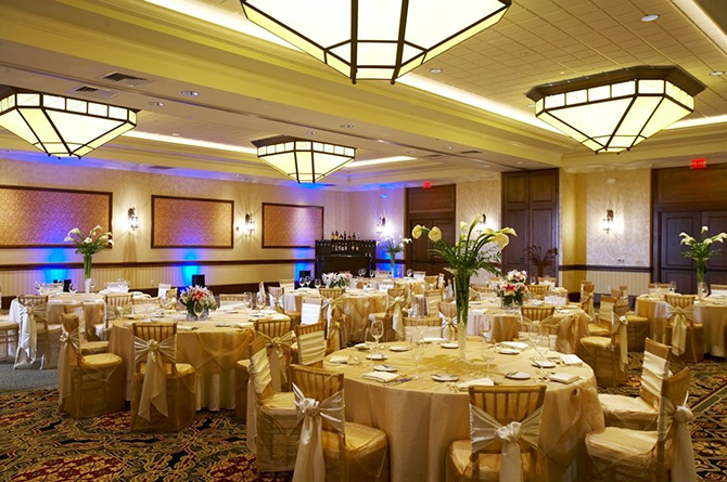 Lake Geneva Wisconsin LGBT Wedding Receptions  The Grand