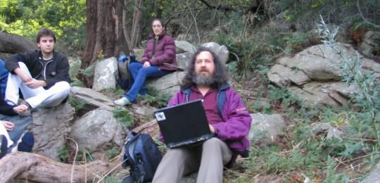 ريتشارد ستلمان مبتكر فلسفة البرامج الحرة