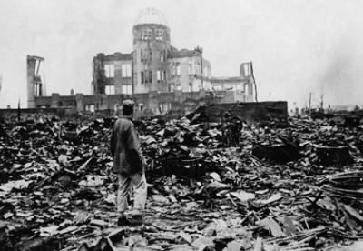 القنبلة النووية على هيروشيما - اليابان