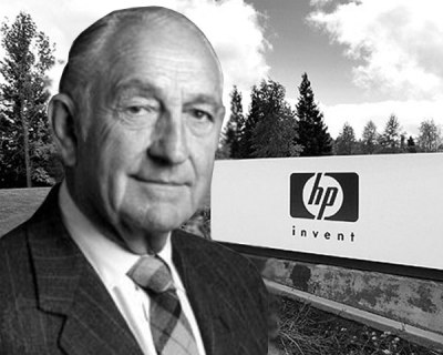 David Packard, co-founder of HP
