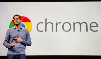Sundar Pichai, Chef of Google