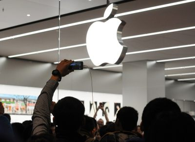 Tianjin Opens Its First Apple Store