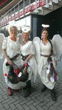 Engelen voor Afas Stadion
