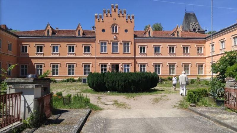 Schloss Gussow Land Brandenburg Engelhardt Immobilien KG