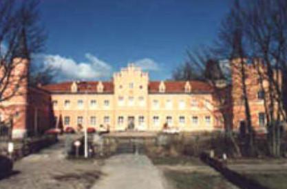 Schloss Gussow Land Brandenburg