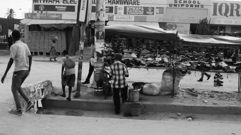 Claudia Greiner Mshomoroni Slum Life