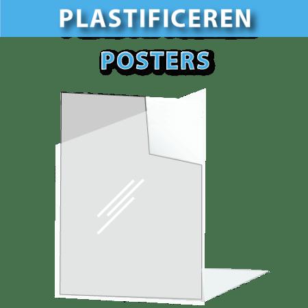 Plastificeren groot formaat