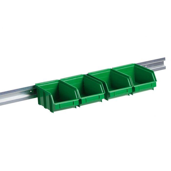 rail bac a bec 100 cm pour bacs a bec e line enbl
