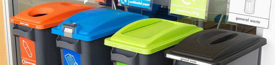 poubelle tri selectif pour les