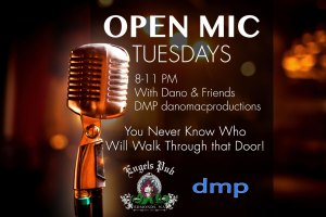 Open Mic Night with Dano and Friends