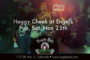 Heggy Cheek at Engel's Pub