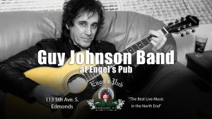 Guy Johnson Band at Engel's Pub in Edmonds