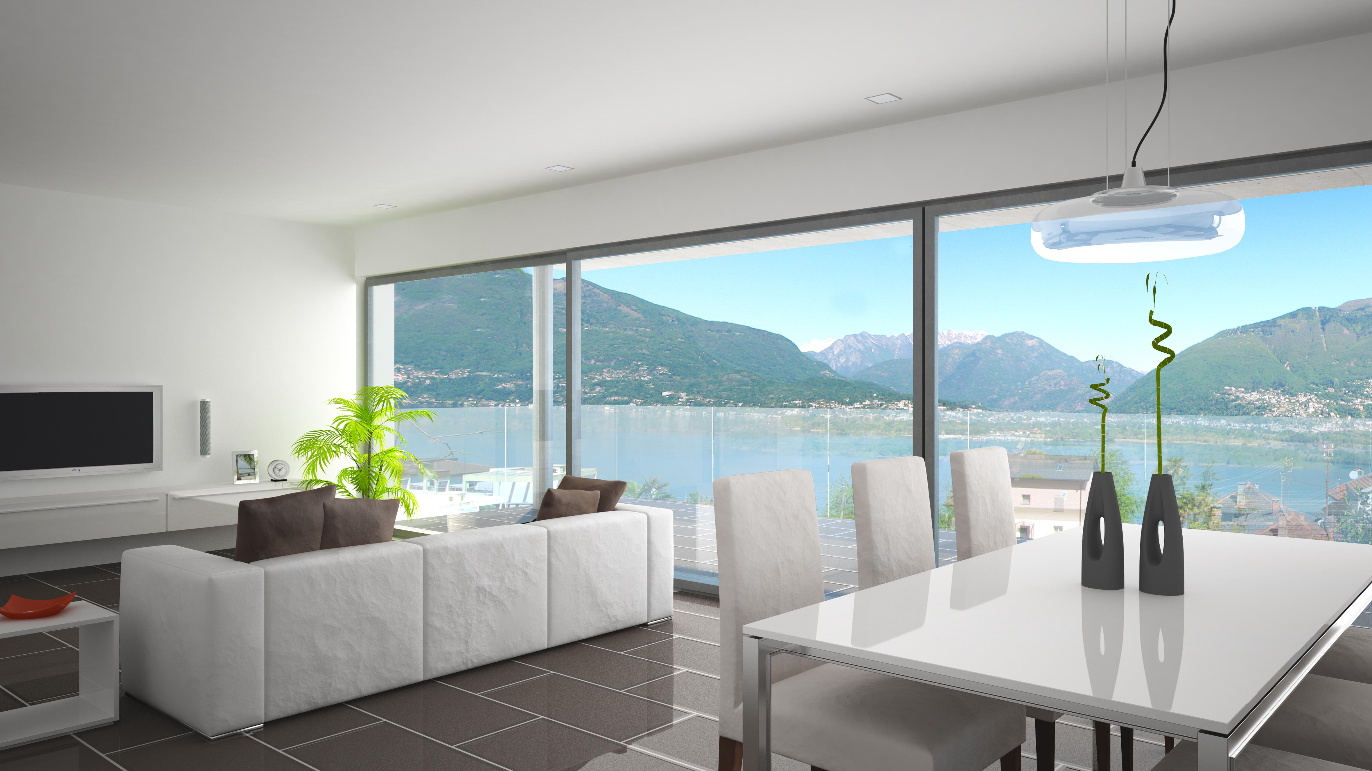 Immobilien Luxus Grundstck Villa Appartement Neubau