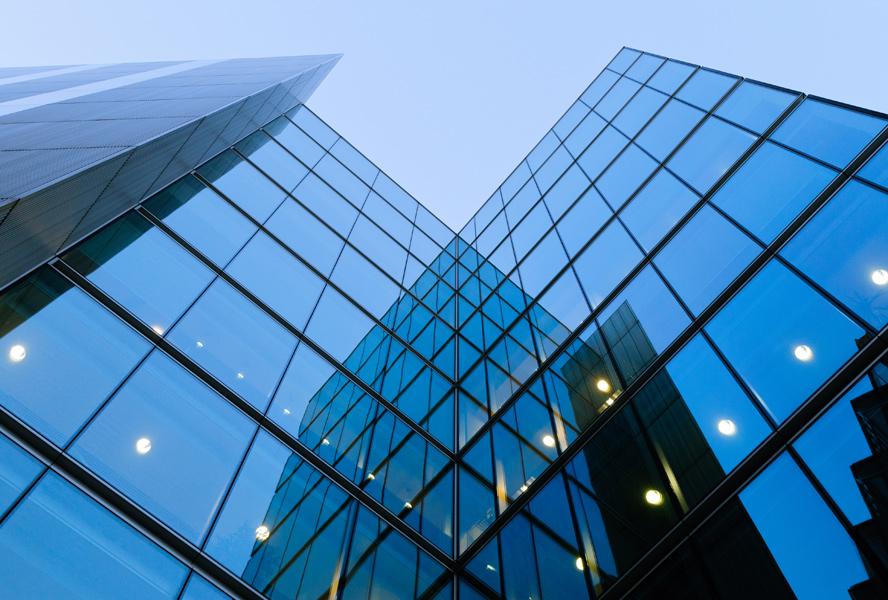 Edificios de cristal ms impresionantes  Engel  Vlkers