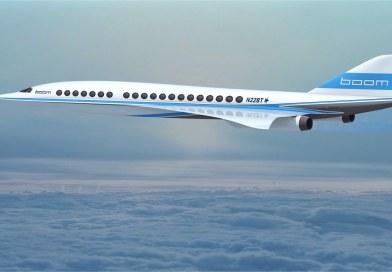 boom aeronaves supersônicas