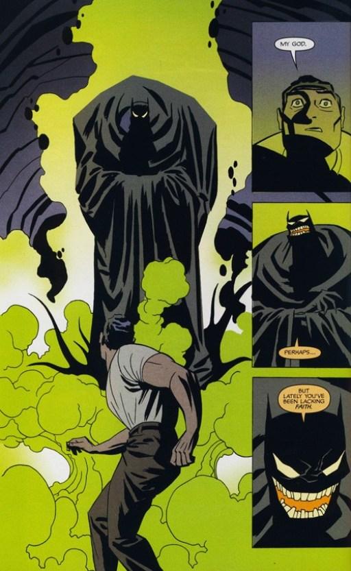 Bruce Wayne e... Batman