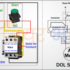 Reversing Drum Switch Wiring Diagram Guitar Builder Cutler Hammer Motor Starter Electrical Transfer ...