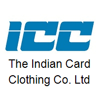 The Indian Card Clothing Co. Ltd Logo