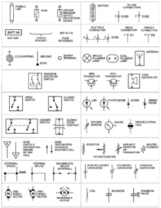 automotive wiring diagram software white knight tumble dryer heater element wire diagrams great installation of symbols engine misfire rh com electrical relay