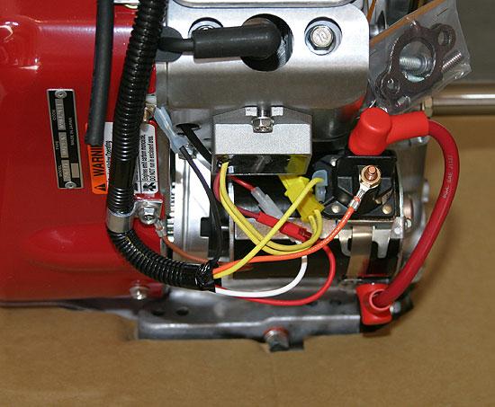 Wiring Diagram Vanguard Engine