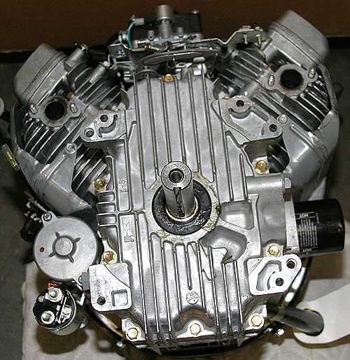 Kawasaki Fh680v Es27 23hp 23 Hp Lawn Mower Engine Motor