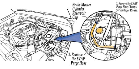 Nissan Evap Purge Volume Control Valve Tank Pressure