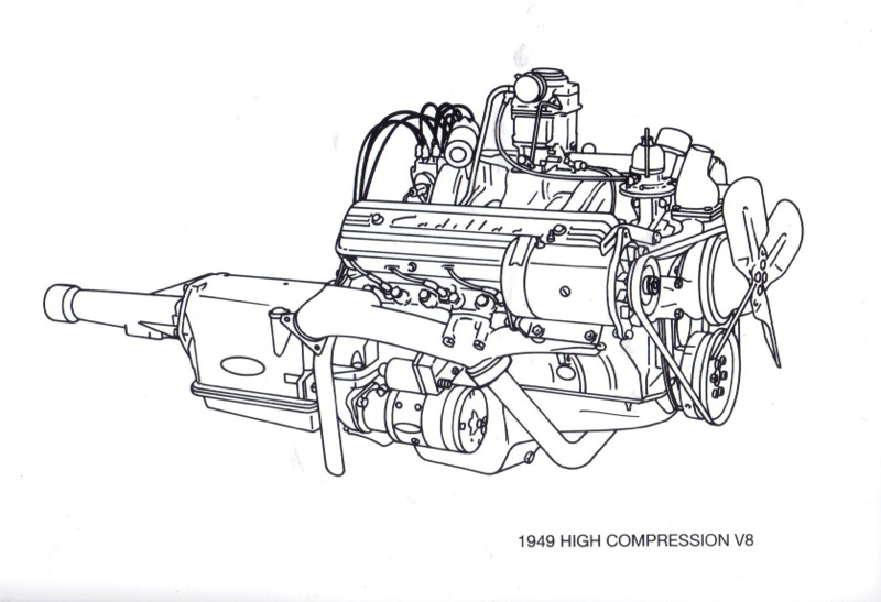 Cadillac 365 Engine Build, Cadillac, Free Engine Image For