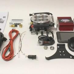 Ez Wire Harness Diagram Hopkins Breakaway Wiring Carburetor And Efi Conversions - Engine Builder Magazine