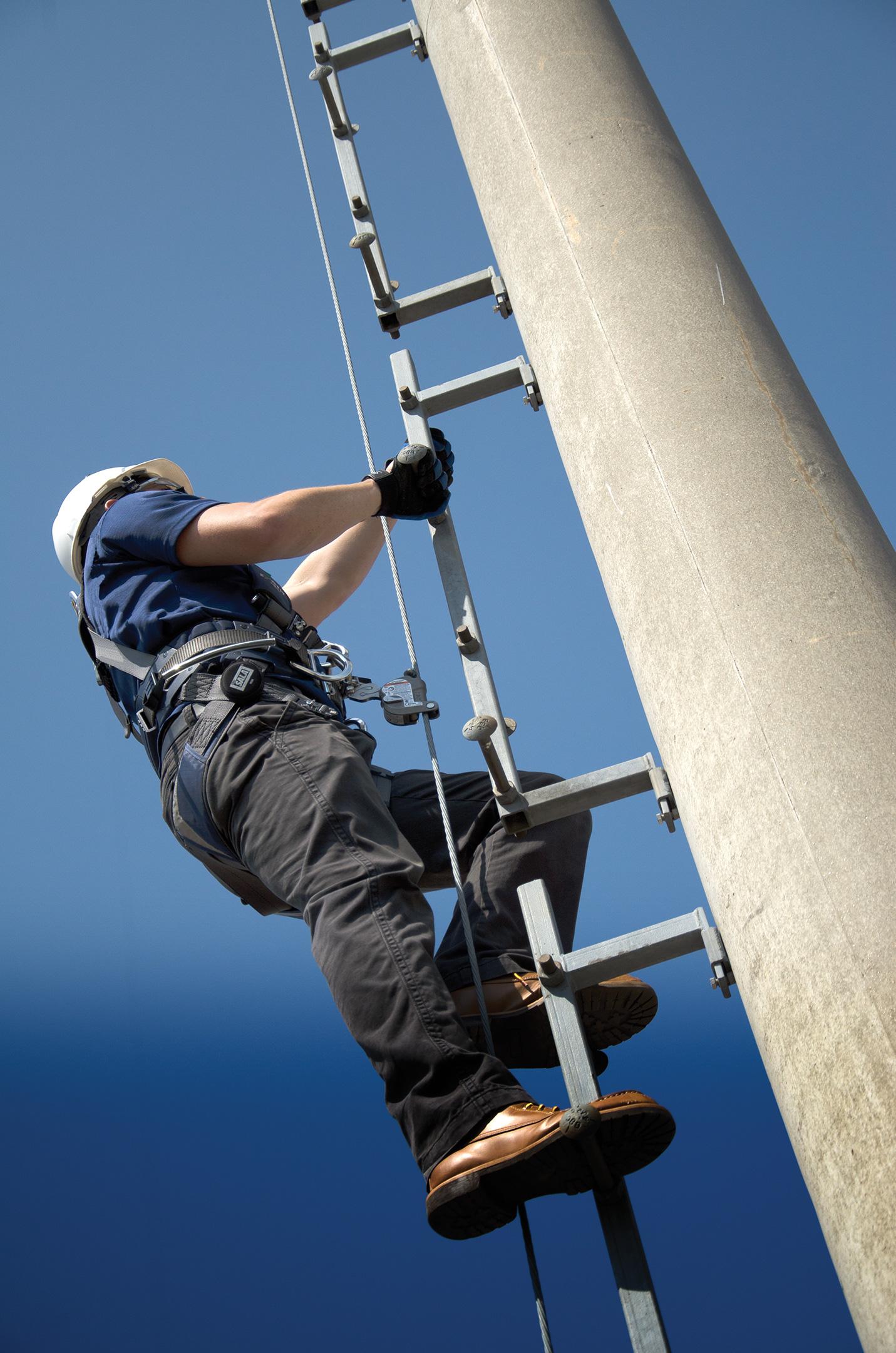 Vertical Lifeline Systems