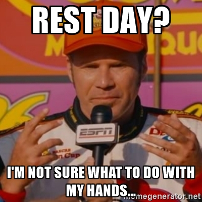 what do rest days