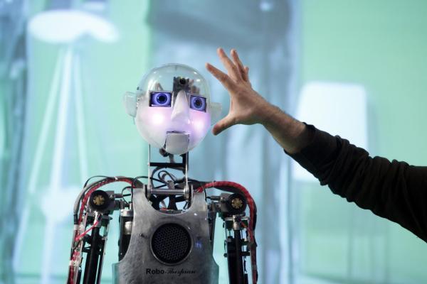 Pressing Accelerator Quantum Robotics