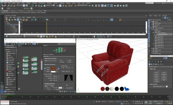 Interactive 3D Web Content Comes to 3ds Max > ENGINEERING.com