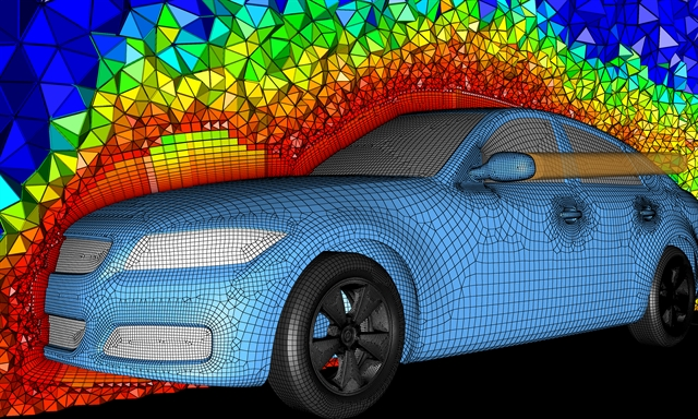 Image result for fea and cfd simulation
