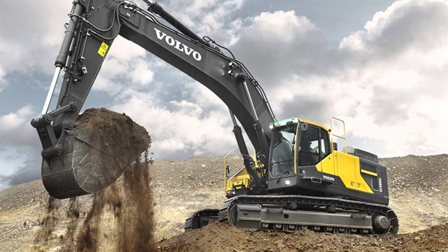 Volvo CE 3D Prints Spare Parts for Construction Equipment