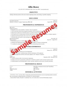 Resume Building For Engineering Students • Engineering Career