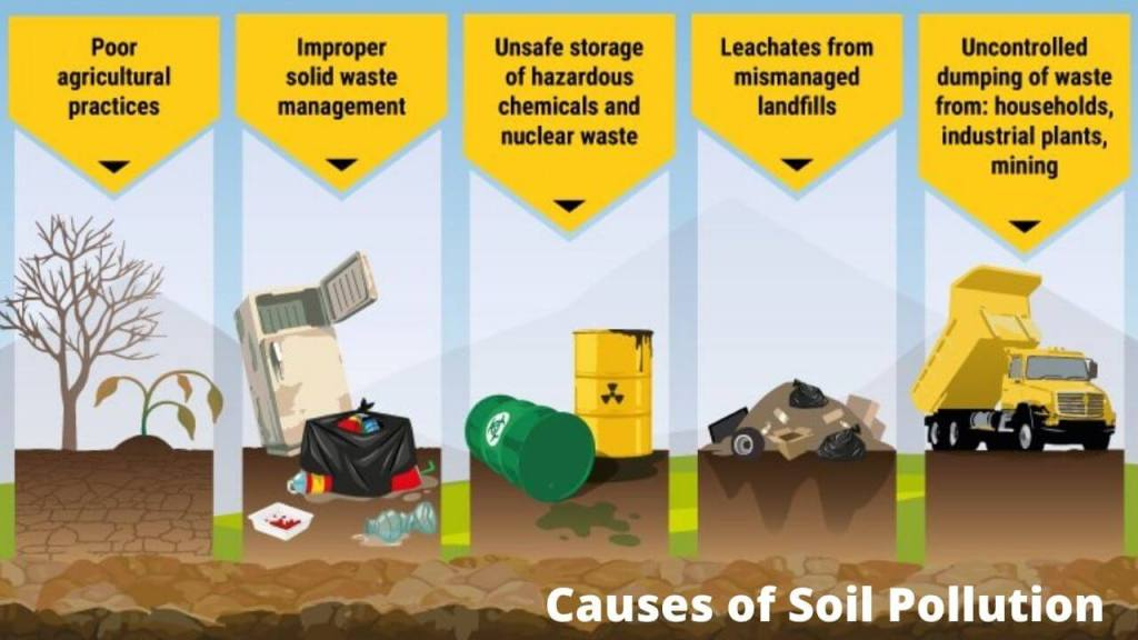 What is Soil Pollution