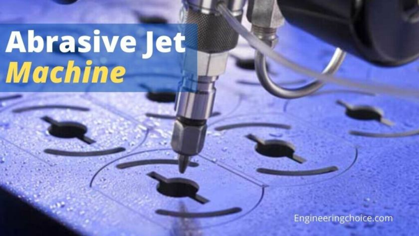 Abrasive Jet Machine
