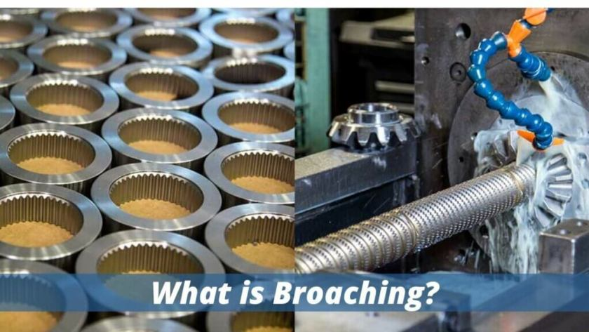 What is the Broaching
