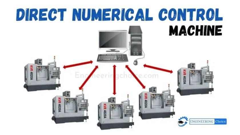 Direct Numerical Control