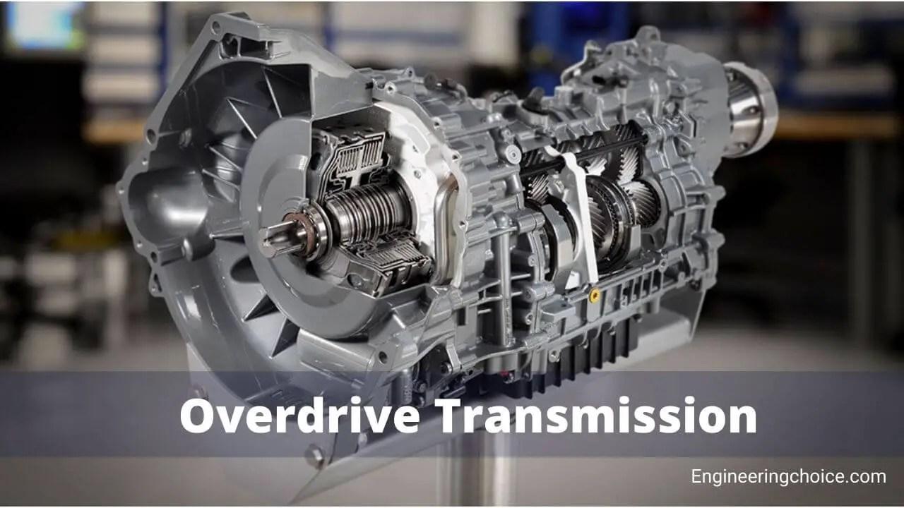 Overdrive Transmission
