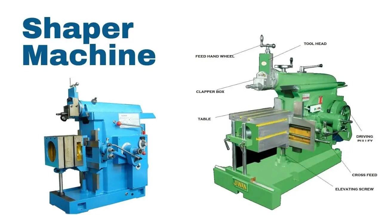 Shaper-Machine