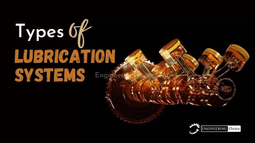 Types of Lubrication Systems