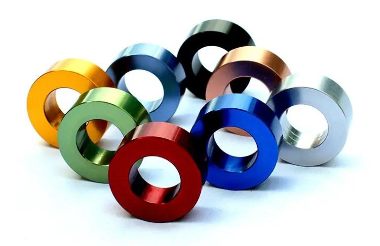 Process of Polishing Anodized Aluminum