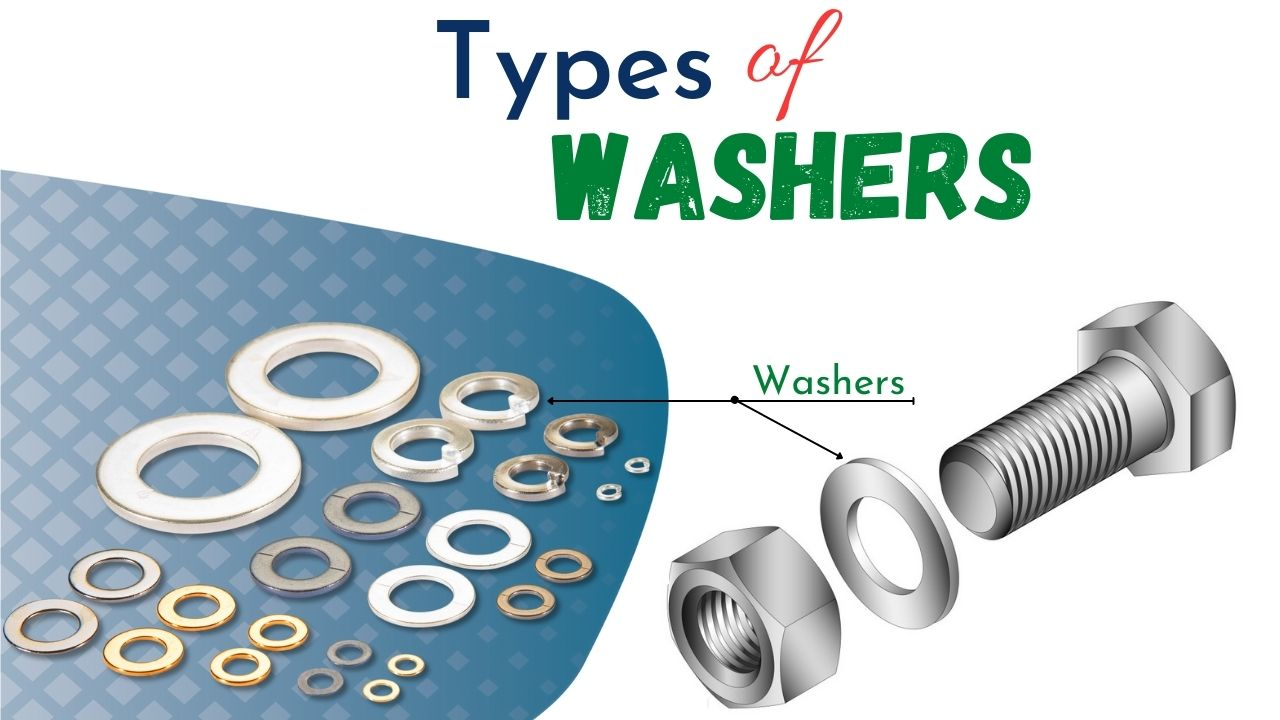 types-of-washers