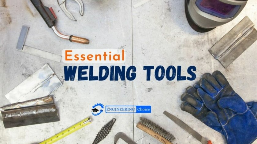 Welding Tools And Equipment For Beginners